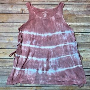 🔴American Eagle Outfitters Soft & Sexy Rib Tank